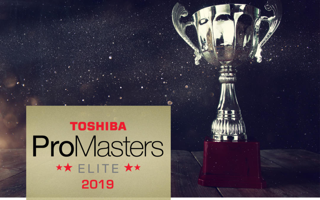 Digital Office Products Named 2019 Toshiba ProMasters Elite Dealer